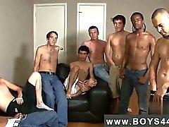 Hardcore Gay Др Даллас Предписывает буккаке !