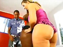 Sara Jay and Ms Marshae three some