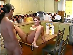 Spanish couple fucking and pissing in hot watersports action