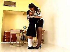 Long Tall Opettaja JaLyhyt Student