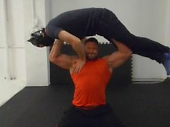 Jay Muscle Lift e Carry Trailer