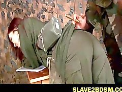 Wayward soldaat disciplines ondergeschikt