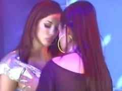 Jelena Jensen & mit Aria Giovanni