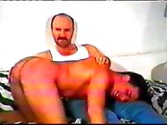 El papá Paul Barresi el 7