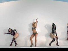 Britney Spears - Work för jäkliga
