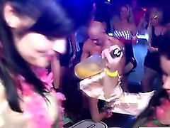 Real amateur party sluts enjoy bar sex