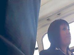Knipperend op de bus 5