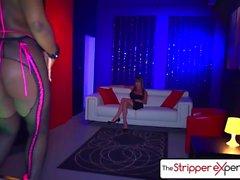 Den Stripper Experience - Jessica Jaymes & Maserati jävla