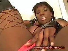 Negro misstress ébano Kelly St @ rr JOI