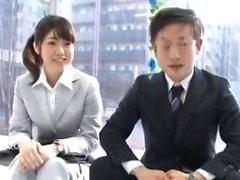 Teen asiatique souffle japonais
