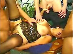Granny sluts found out a lot of young hard cocks.