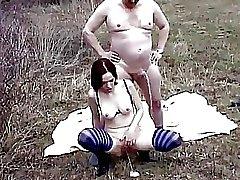 Amateur Saksan porno kanssa kusta ulkopuolella Acheron