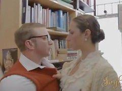 Paige Turnah El gusano de la biblioteca tímido
