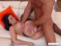Rachel Starr - All Alone At Home