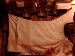 Amateur MILF en lencería montar polla