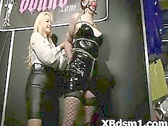 Explicit Girl BDSM Bondage