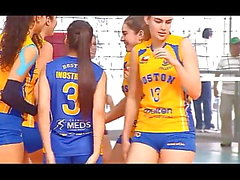 Voleibol chileno - Boston College vs Club-Mortem