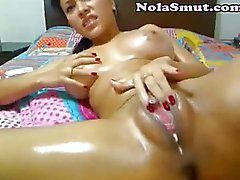 solo meisje masturbatie amateur webcam
