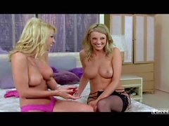 Carli Banks and Angie Savage: Carli's Casting Call