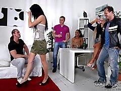 Att träffa swingers Orgia 6 - motiv 2
