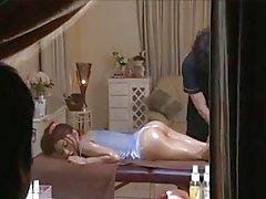 Voyeur massagem asiática
