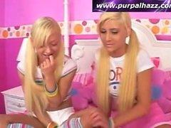 Blonde Teen Lesbians