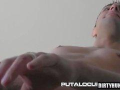 Músculo gay anal y facial