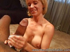 Milf 10 inches cock