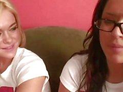 Galo For Two - Eva Angelina vs Crista Moore