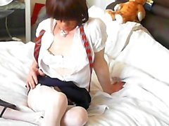 suzan moor with new toy