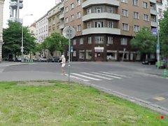 BITCHES ABROADES - turista adolescente ucraniano fodido POV