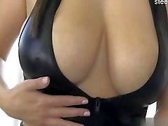 Hot girlfriend squirt fuck