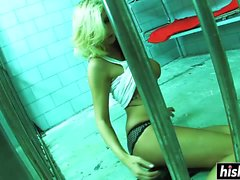 Prisioneiro Brooke Banner se cansou rapidamente