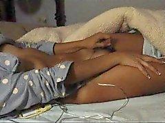 жену просыпаетесь мастурбацию