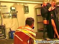Femmes dominantes coquines cirer d'un limite SUTD