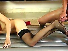Sensual masseuse o WAM os pes
