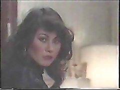 Uit lijn prostituee met een wellustige mof doet ze allemaal in deze vintage clip