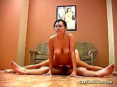 busty gymnast teen contortion sex