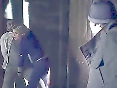 Macio pornografia Gitmo - Blonde ianque Agente Equipe ballbusts Arabian
