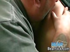 Hardcore gay bear love met Erik Ryder part2