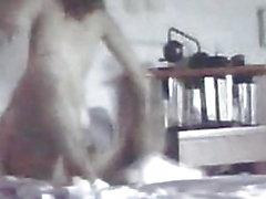 Milf gravação de seu intenso orgasmo anal escondida-cam