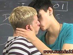 Red cabeça gay pornô galeria homens Kayden Daniels e Jae Landen