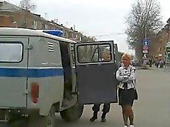 Russische politie 666
