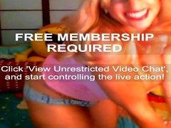 Taylor di Stevens iFriends Webcam Hack 7-16-15