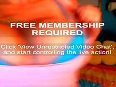 Taylor Stevens iFriends Webcam Hack 7-16-15