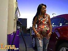 pregnant - hoot Lena get hard