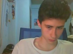 Spanish Cute Boy With Tight Round Ass,Big Cock On Cam