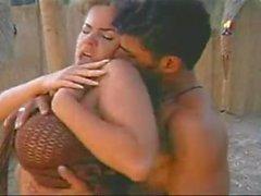 culata bongomongo de gran asno -blanco- niñas