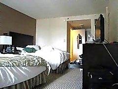 Verborgen Cam - Hotelkamer