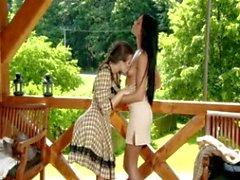 A Ashley Bulgari & Her Lesbian Lover